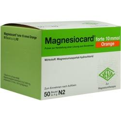 MAGNESIOCARD FOR 10MMOL OR