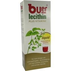 BUER LECITHIN PLUS VITAMIN