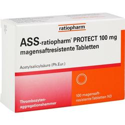 ASS-RATIO PROTECT 100 MG